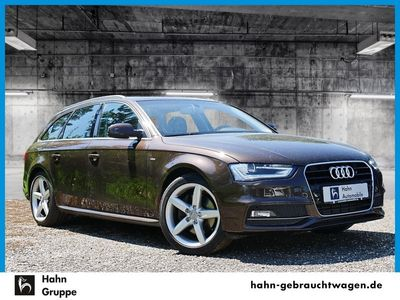 gebraucht Audi A4 Avant Ambiente 3.0TDI Automatik Xenon Navi PDC