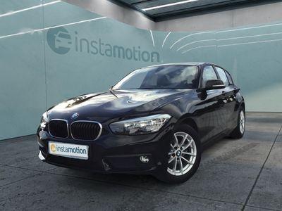 gebraucht BMW 118 118 i Advantage Navi Sitzheizung PDC NSW Tempomat
