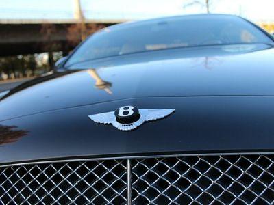 gebraucht Bentley Continental GT GT Auslieferung & Scheckheft DUS