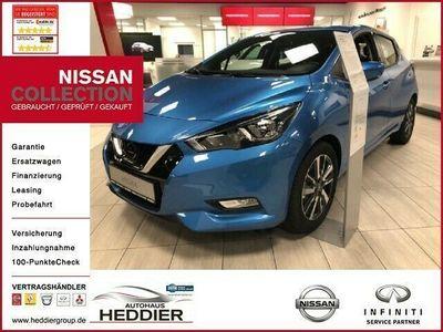 gebraucht Nissan Micra N-WAY 1.0 *KAMERA,PDC,SHZ*