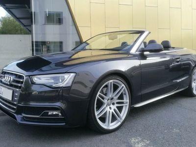 gebraucht Audi S5 Cabriolet S tronic Sportdiff, Dynamiklenkung