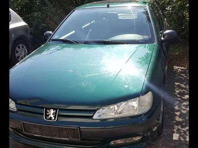 gebraucht Peugeot 406 €1,000 VB ( mit neu TÜV) ich mach das