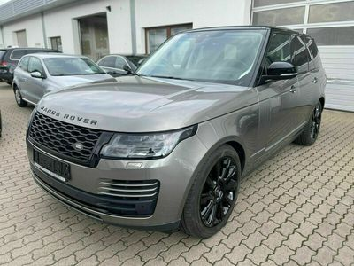gebraucht Land Rover Range Rover 4.4 SDV8 Vogue Trittbrett EL. SOFTCL