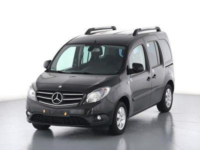 gebraucht Mercedes Citan 111 CDI L Tourer Edition KLIMA/SHZ/LMF