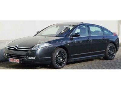 gebraucht Citroën C6 HDI 205 EXCLUSIVE KLIMA GPS-NAVI EFH Alu eGSD