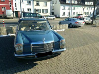 gebraucht Mercedes 200 /8 Limousine