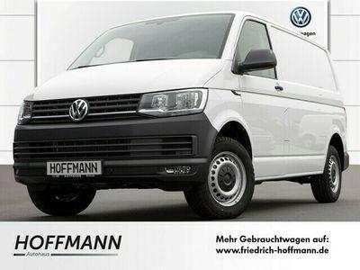gebraucht VW T6 Kasten 2.0TDI EcoProfi Klima-AHK-elektr. Heckklappe