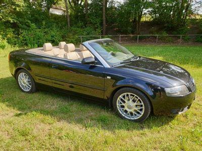 gebraucht Audi A4 Cabriolet 1.8 T ,Xenon, Navi