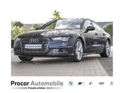 gebraucht Audi A7 FahrzeugdatenVerbrauch und UmweltFinanzierungLeasingFiliale