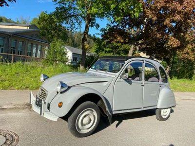 gebraucht Citroën 2CV | top restauriert| verzinkter Rahmen H-Zul.