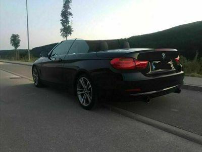 gebraucht BMW 435 i Cabrio Sport-Aut. Sport Line