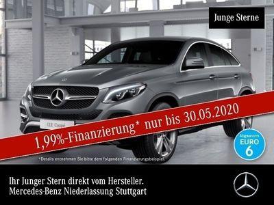 gebraucht Mercedes GLE400 Cp. 4M Harman COMAND ILS LED Keyl-GO PTS