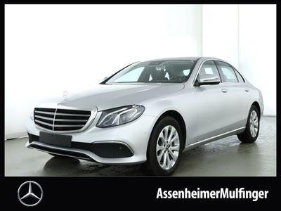 gebraucht Mercedes E200 Exclusive **9G/AHK/Navi/Spur/Kamera