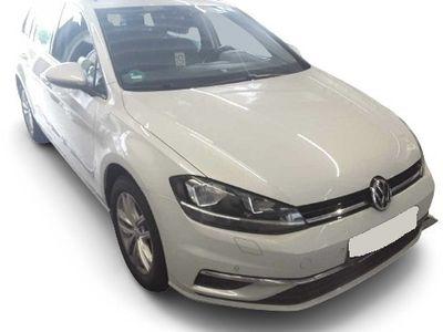 gebraucht VW Golf VII GolfVariant 1.6 TDI Comfortline   AHK  