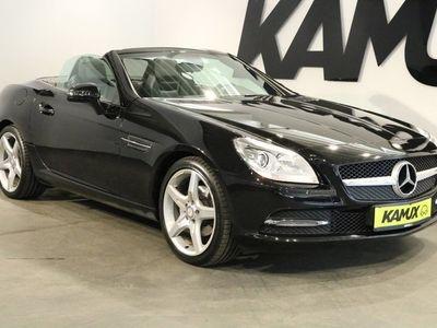gebraucht Mercedes SLK200 CGI Aut. Roadster +Leder +Navi -Sportsitze +Sport-Fahrwerk