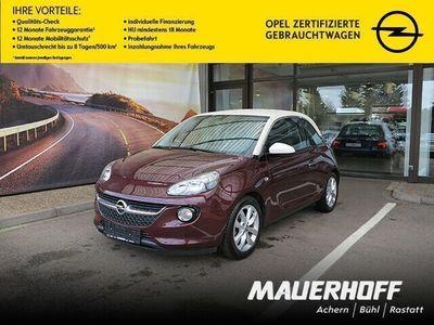 gebraucht Opel Adam Unlimited | S/S | LEDLicht | USB | Tempomat