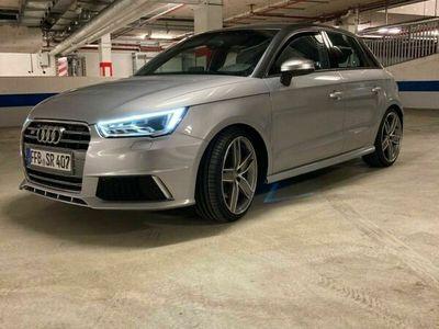 gebraucht Audi S1 Sportback als Kleinwagen in Germering
