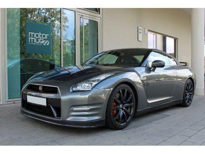 käytetty Nissan GT-R Black Edition - Service Neu