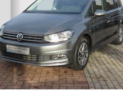 gebraucht VW Touran 1.6 TDI Sound Navi Klima LM