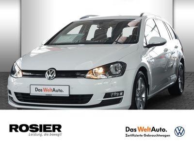 gebraucht VW Golf VII Variant 1.4 TGI Comfortline NAVI EU6