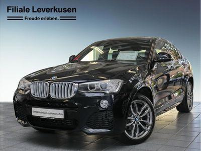 gebraucht BMW X4 xDrive35d AT M Sport