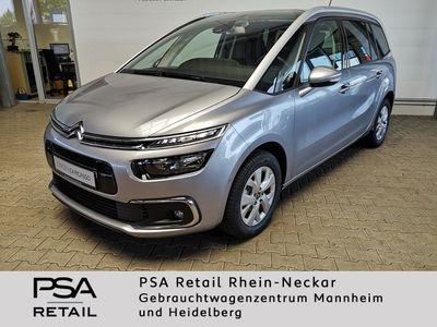 gebraucht Citroën C4 SpaceTourer GrandSelection HDi130 *7Sitze *Navi *ParkPa