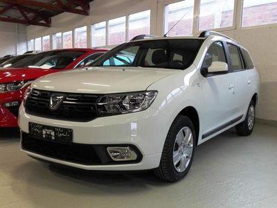 gebraucht Dacia Logan MCV Laureate Comfort Klima Radio Bluetooth Nebelscheinwerfer