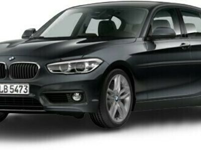 gebraucht BMW 125 125 i M-Sport DrAss NAVI PDC GRA Fernlichtass.