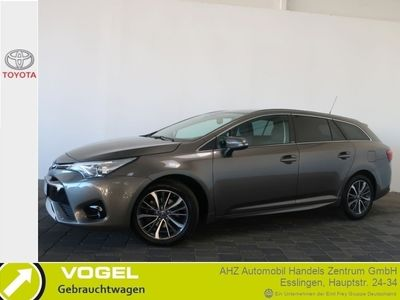 gebraucht Toyota Avensis Touring Sports 1.8 Edition S+