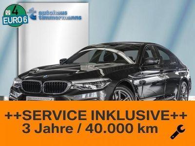 gebraucht BMW 520 d xDrive M-Sport Aut DisplayKey NaviProf HUD