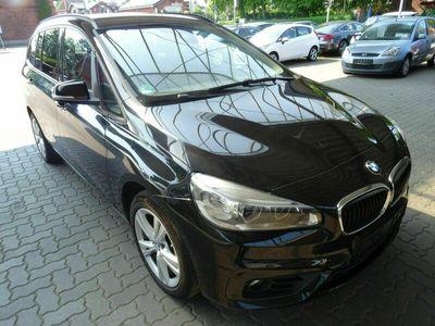 gebraucht BMW 220 Baureihe 2 Gran Tourer i Advantage*NAVII*