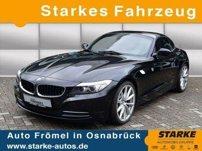 gebraucht BMW Z4 sDrive 30i Cabrio NAVI+LEDER+PDC+KLIMAAUTOMAT
