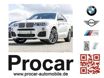 used BMW X4 xDrive30d AT M Sport