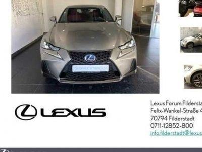 gebraucht Lexus IS300h 1.Hand/Alle Extras/8fach-Orig. /Scheckheft-gepfl.