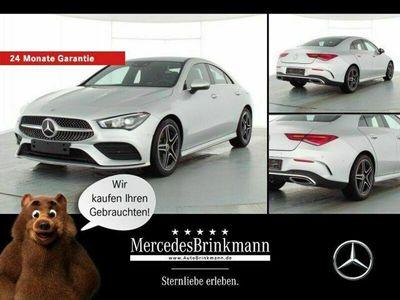 gebraucht Mercedes CLA220 d AMG LINE/MBUX/KAM/LED/NAVI/PARKTRONIC