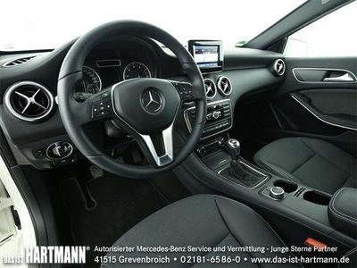 gebraucht Mercedes A180 BE Style+Navi+Xenon+Parkass.+Teilleder