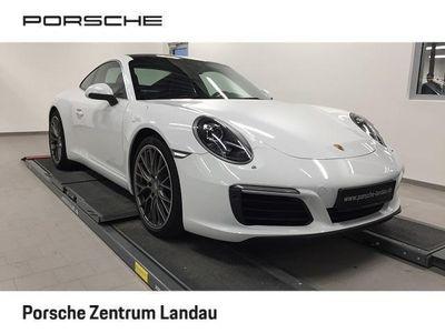 gebraucht Porsche 911 Carrera 991 3.0 Sportabgasanlage PDK 20-Zoll