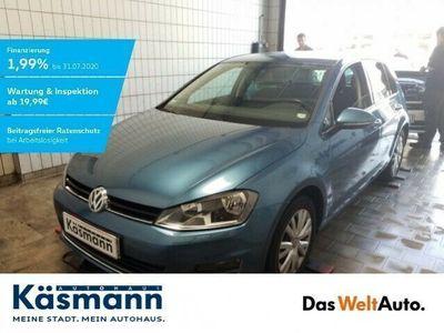 gebraucht VW Golf VII 1.4 TSI Allstar Navi*GRA*Sitzhz*PDC