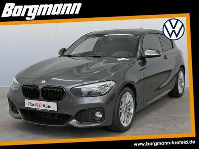 gebraucht BMW 118 1er d MSport, Navi,PDC,Sitzhzg.