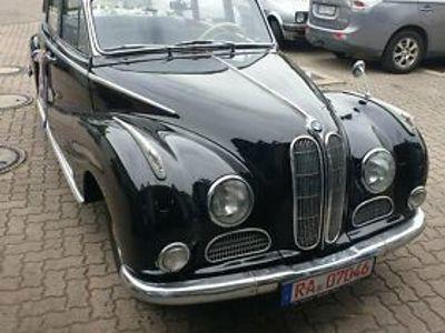 gebraucht BMW 502 Barockengel 502V8 1958