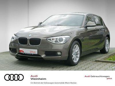 used BMW 118 d Automatik Navi Xenon uvm
