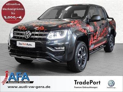 "käytetty VW Amarok ""Dark Label"" DC V6 3,0l TDI 4M Diff.sperre,AHK,Nav"