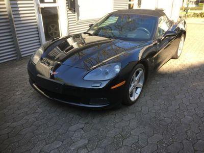gebraucht Corvette C6 Cabrio,Z51,2HD.Navi,HUD,6Gang,Deutschesmodell