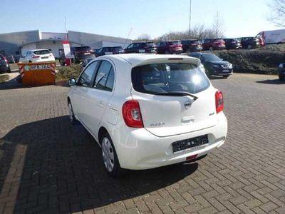 gebraucht Nissan Micra Acenta 1,2 DIG-S Klima