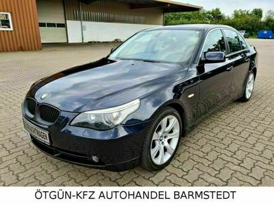 gebraucht BMW 525 i /AUT/LPG/AHK/SHZ/GSD/PDC/LLSH/8FACH/TÜV5-23
