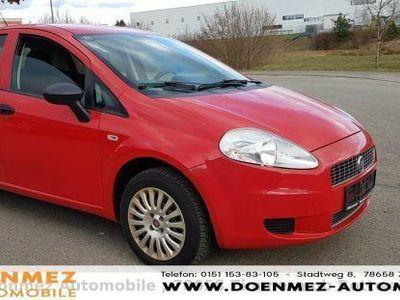 käytetty Fiat Grande Punto 1.2 8V Active (199)