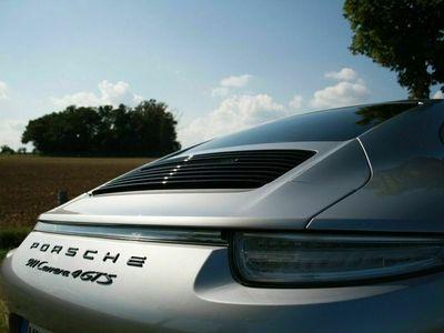 gebraucht Porsche 991 4GTS Sauger ohne OPF