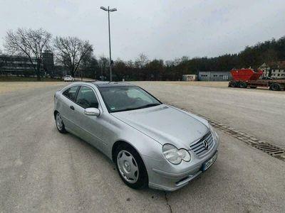 gebraucht Mercedes CL230 MercedesSport coupé