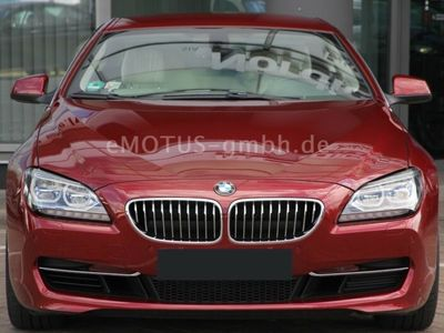 gebraucht BMW 640 i Coupe°PDC°LED°NAVI°SURROUND-SYSTEM°