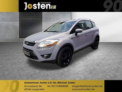 gebraucht Ford Kuga Titanium 2.0 TDCi Navi Xenon Sitzhzg. Kessy PDC
